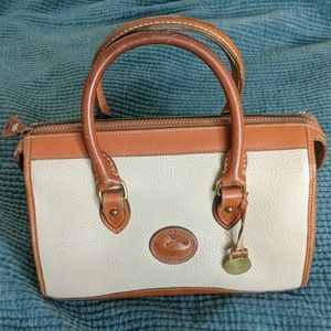 Authentic Vintage Dooney & Bourke Satchel